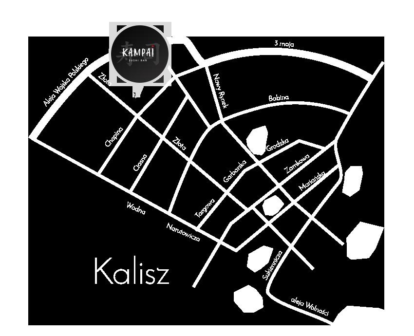 Kampai Sushi Bar | Kalisz
